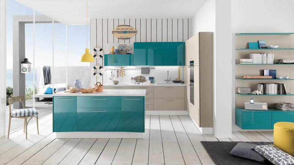 Meble kuchenne z kolekcji szafki kuchenne w kolorze zobaczcie 15 najciekawszych pomys w - Febal cucine spa ...