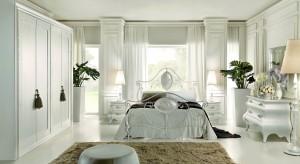 Przemienią każdą sypialnię w niepowtarzalne miejsce. Białe łóżka w klasycznej odsłonie na nowo odkrywają magiczny styl minionych epok. Ich harmonijne piękno oraz wysoka jakość wykonania będą trwać przez pokolenia.