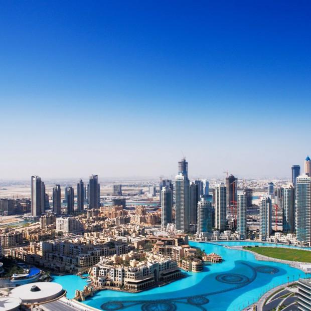 O wnętrzach i designie w Dubaju