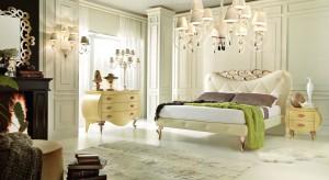 Powabne kształty, oryginalne pikowania oraz biżuteryjne zdobienia. Łóżka w stylu glamour łączy jedno - kochają błyszczeć i zachwycać całe otoczenie.