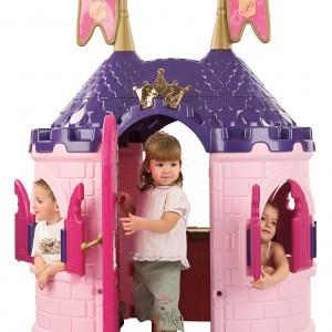 Zamek dla małej księżniczki. Fot. Woolworths.