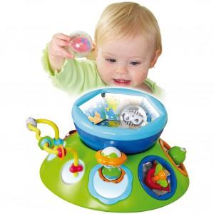 Interaktywna zabawka dla dziecka powyżej pierwszego roku życia. Fot. Faire Des Economies.