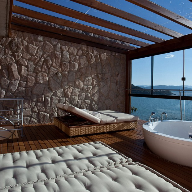 30 najpiękniejszych łazienek hotelowych: wypoczynek marzeń