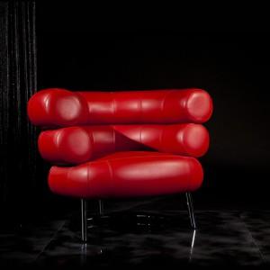 Oryginalny fotel Bibendum. Fot. Classic Design Italia.