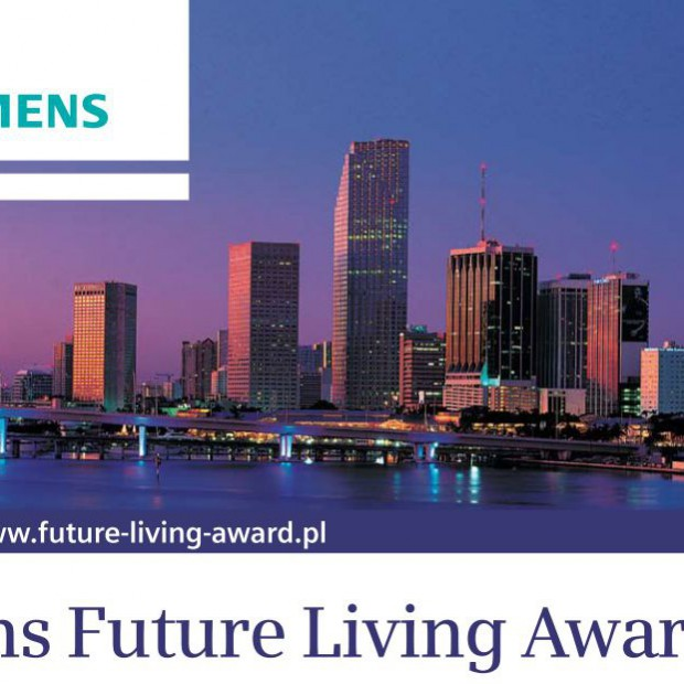 """Siemens Future Living Award"" – konkurs dla architektów"