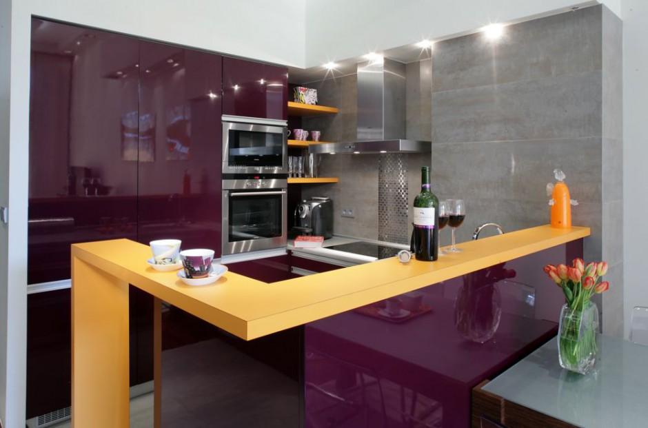 Funkcjonalność kuchennej Mała kuchnia Zobaczcie   -> Mala Kuchnia Loft