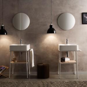Łazienka w stylu loft – postaw na surowy klimat wnętrza