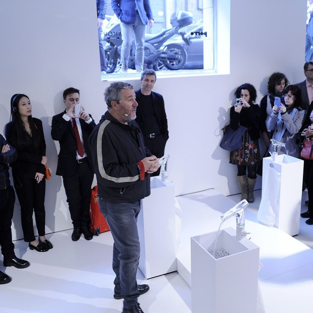 Philippe Starck pokazał nową kolekcję baterii o nazwie Starck V