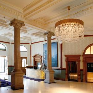 Jak w szwajcarskim...  Hotel Dolder Grand w Zurichu
