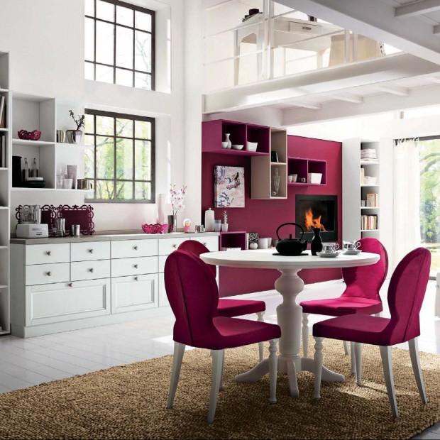 Salon z jadalnią. Jak połączyć dwie funkcje w jednym pokoju?
