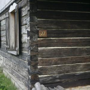 Chata Magoda w Lutowiskach. Fot. Bartosz Jarosz.