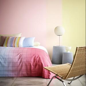 Delikatne, pastelowe odcienie ścian. Fot.Dulux.Fot.Dulux.
