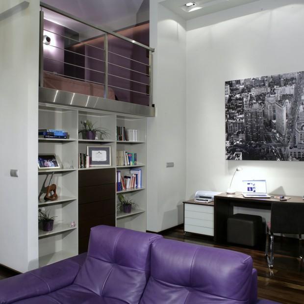 Czy warto robić antresole w małym mieszkaniu?
