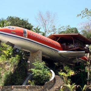Mieszkanie w starym samolocie? To wnętrze musisz zobaczyć!