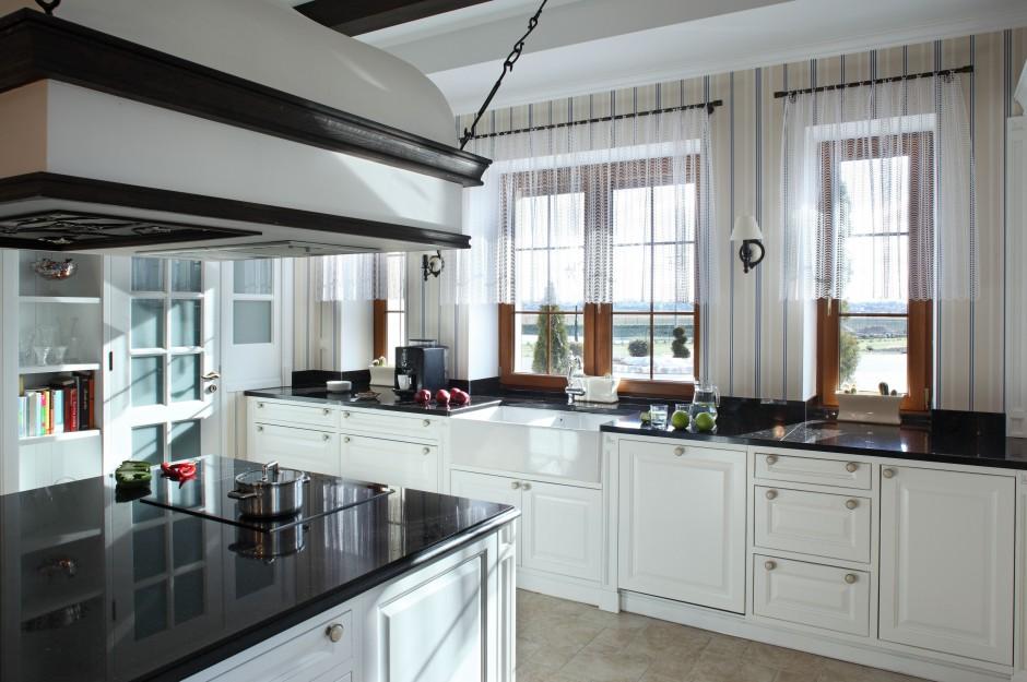 Klimat eleganckiej, Kuchnie, które pokochasz   -> Kuchnia Tapeta Czy Farba