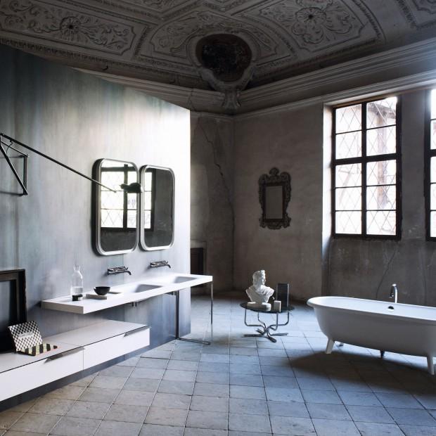 Łazienka w stylu vintage - zobacz 10 pięknych aranżacji