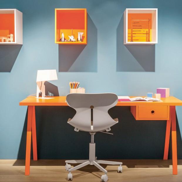 Jakie powinno być biurko dla dziecka? Galeria pomysłów