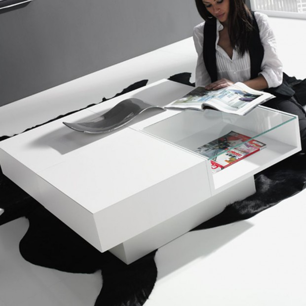 Stolik kawowy: proste i ozdobne modele do salonu