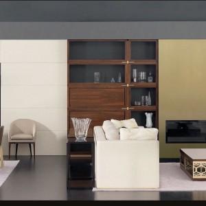 Funkcjonalny podział pomieszczenia najlepiej wygląda przy dużym metrażu. Fot. Mobil Frenso.