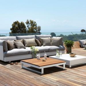 Duża, trzyosobowa sofa z kolekcji Pure marki Viteo. Fot. Viteo.