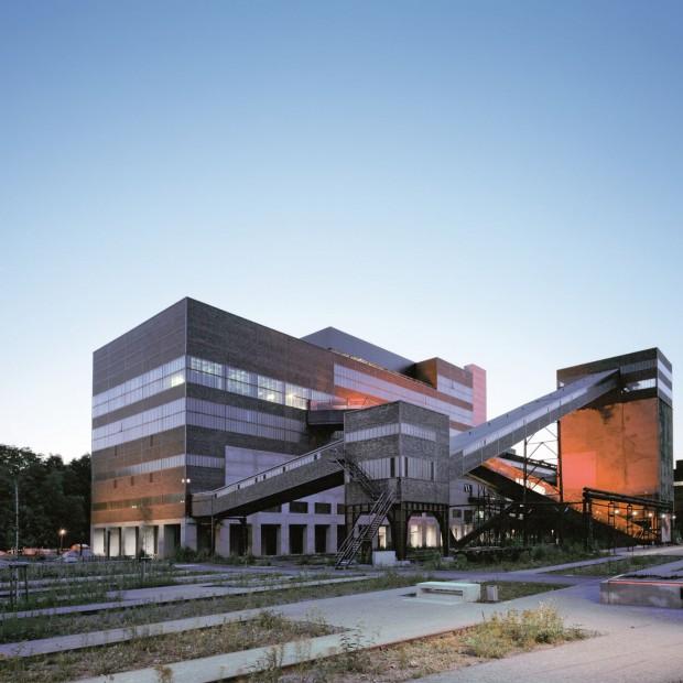 Odgłosy przeszłości. Muzeum Ruhr w Essen