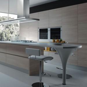 Nowoczesne meble kuchenne Corinemarki Torchetti łączą w sobie funkcjonalność z urokiem współczesnej estetyki. Fot. Torchetti.