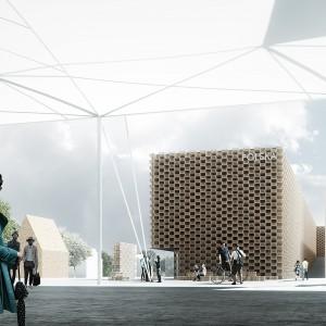 Znamy zwycięzcę projektu Pawilonu Polski na Expo 2015 w Mediolanie
