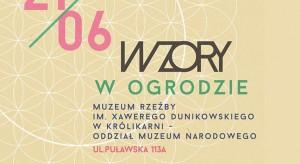 """Warszawskie Targi Designu """"Wzory"""" to impreza, której celem jest promocja polskiego wzornictwa. 21 czerwca br. w Muzeum Rzeźby im. Xawerego Dunikowskiego w Warszawie odbędzie się ich specjalna edycja – targi """"Wzory w"""