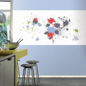 Tapeta z kolekcji So Wall marki Casadeco. Będzie ciekawym akcentem na kuchennej ścianie.