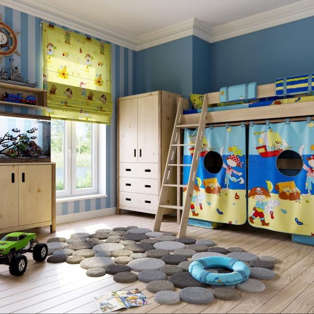 Kolorowe dywany, które zainspirują twoje dziecko do zabawy!