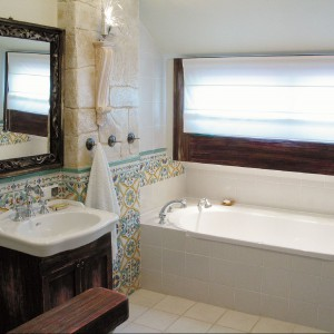 Łazienka w stylu prowansalskim – ciekawy pomysł na mały metraż