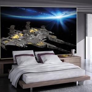 Obraz ze świata Gwiezdnych Wojen. Produkt dostępny na platformie Amazon.
