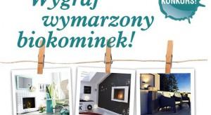 Wybieramy miss wśród kominkowych aranżacji! Zdecyduj, które wnętrze z ogniskiem domowym jest najpiękniejsze i wygraj jeden z biokominków firmy Kratki.pl. Zapraszamy do udziału w naszym konkursie!
