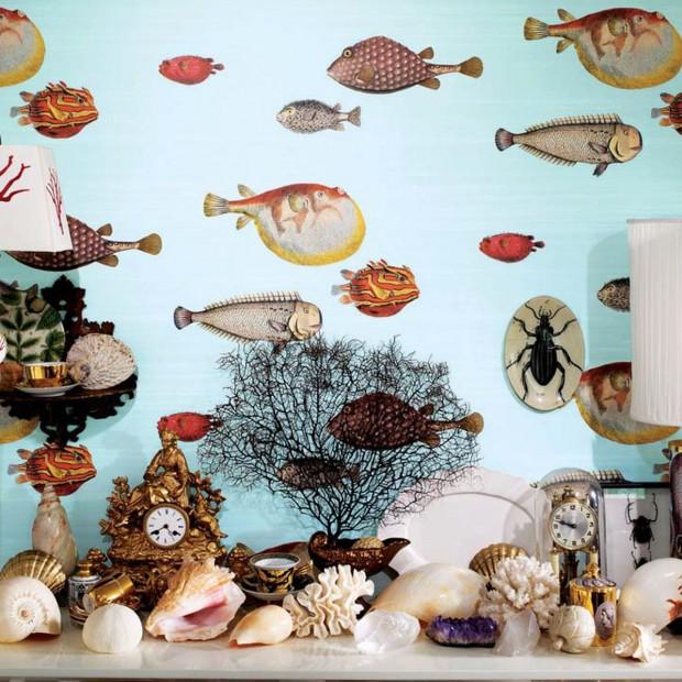 Tapety ze zwierzęcymi wzorami to hit dekoracji! Zobacz!
