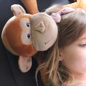 Maskotka może też służyć jako poduszka. Fot. Bobo Buddies.