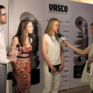 Gala konkursowa. Fot. materiały Vasco.