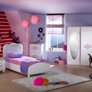 Bajkowy pokój dla dziewczynki. Tak możesz go urządzić