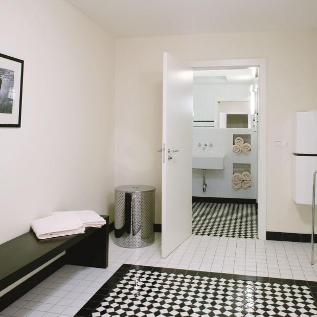 Granity w łazienkach. Zobacz 10 ciekawych realizacji architektów
