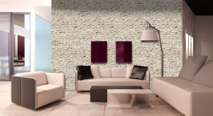 Umiejętnie zastosowany może nadać domowemu wnętrzu jedyny w swoim rodzaju charakter. Zobaczcie pomysły na ścianę z kamienia w pokoju dziennym i wybierzcie jeden z nich!