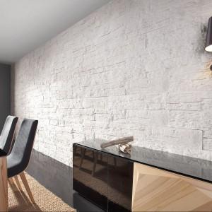 Kamień dekoracyjny Texas, imitujący strukturę drewna, jego naturalność i lekkość. Będzie świetnym dopełnieniem aranżacji czerpiących ze stylistyki rustykalnej i skandynawskiej. Wycena indywidualna, Stone Master.