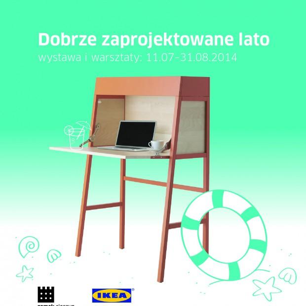 Kolekcja IKEA PS 2014 z polskim designem w Zamku Cieszyn