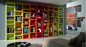 Są pomysłowe, estetyczne i bardzo praktyczne. Dzięki meblościance sprytnie pomieścimy w salonie wiele – mniej lub bardziej dekoracyjnych - rzeczy wykorzystując do tego przestrzeń ściany.