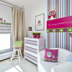 Kolorowych snów, czyli piękne rolety do pokoju dziecka