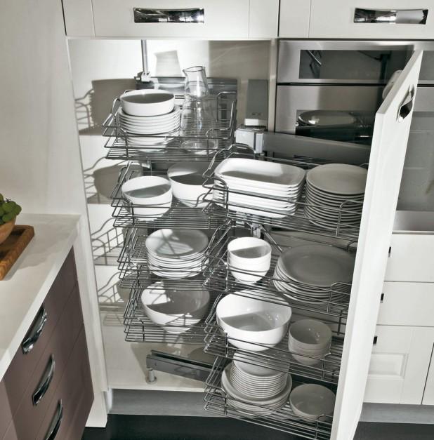 Meble kuchenne narozne