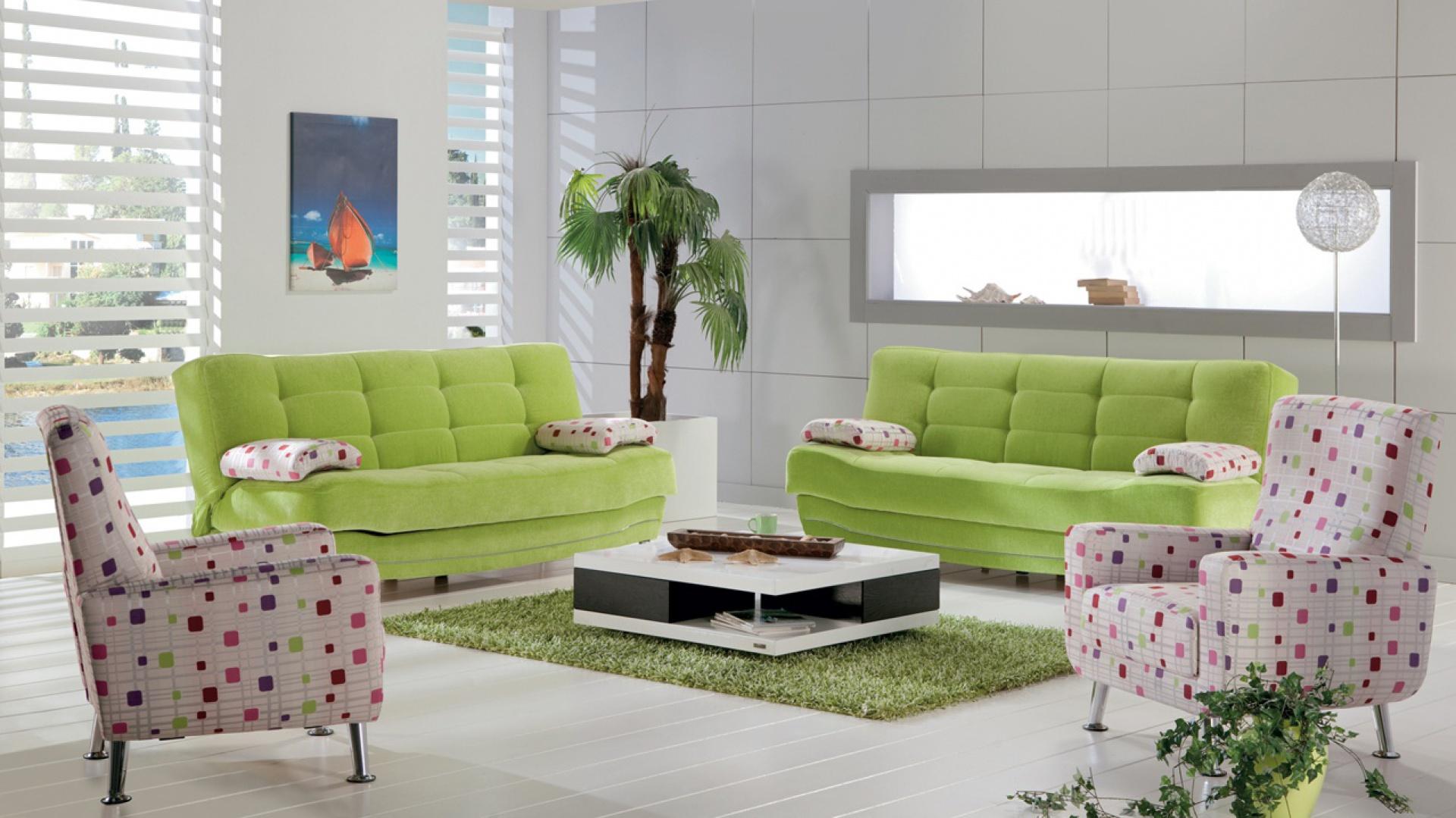 Limonkowa Sofa Z Serii Odrobina Szale Stwa W Salonie Sofy W Intensywnych Kolorach Strona 6
