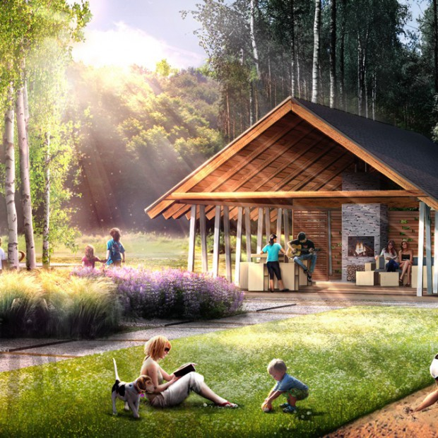 Stodoła Spotkań – Centrum Rekreacji w Rygalicach