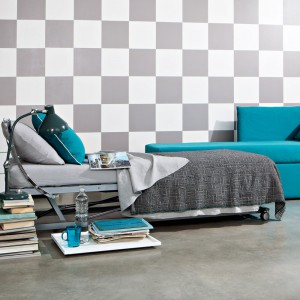 Pojedyncze łóżka Open dostępne w szerokiej gamie kolorystycznej. Fot. Letti & Co.