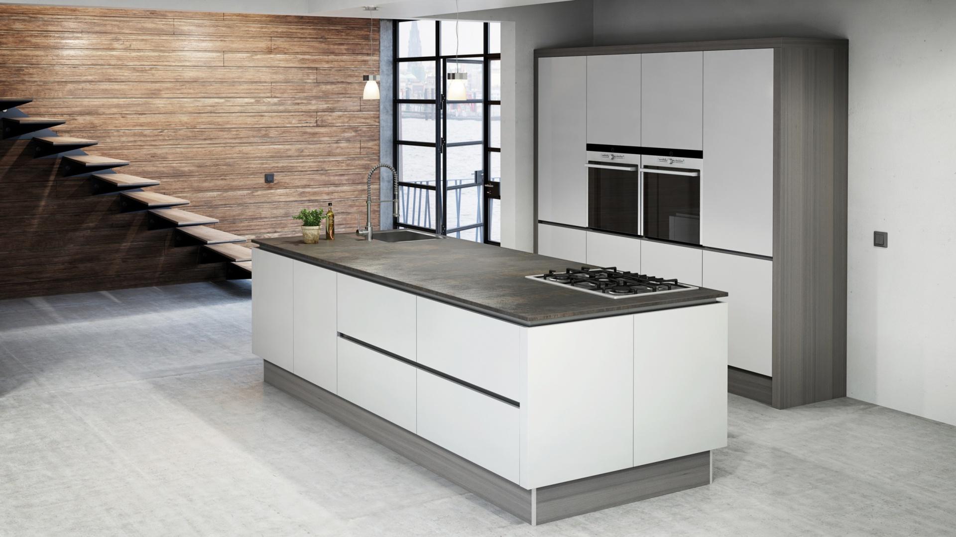 blat ceramiczny dost pny w blaty do kuchni 15 sprawdzonych pomys w strona 11. Black Bedroom Furniture Sets. Home Design Ideas