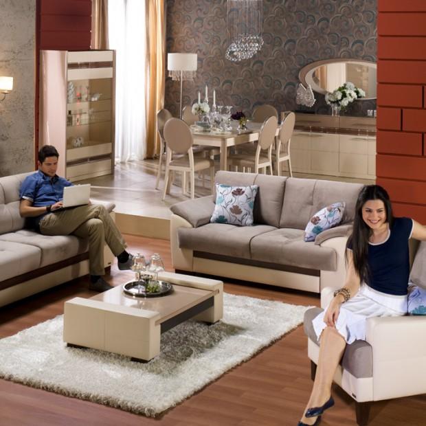 Jak ustawić sofę i fotele w salonie? Najciekawsze pomysły