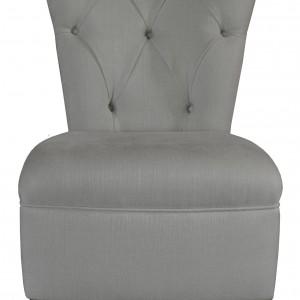 Eleganckie krzesło idealne do salonu w klasycznym stylu. Fot. Debenhams.